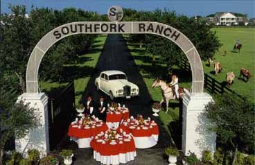 Southfork Ranch Entrance Dallas Texas