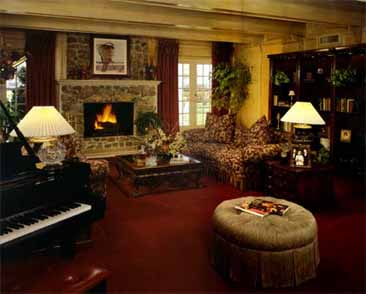 Southfork Ranch Jock's Living Room